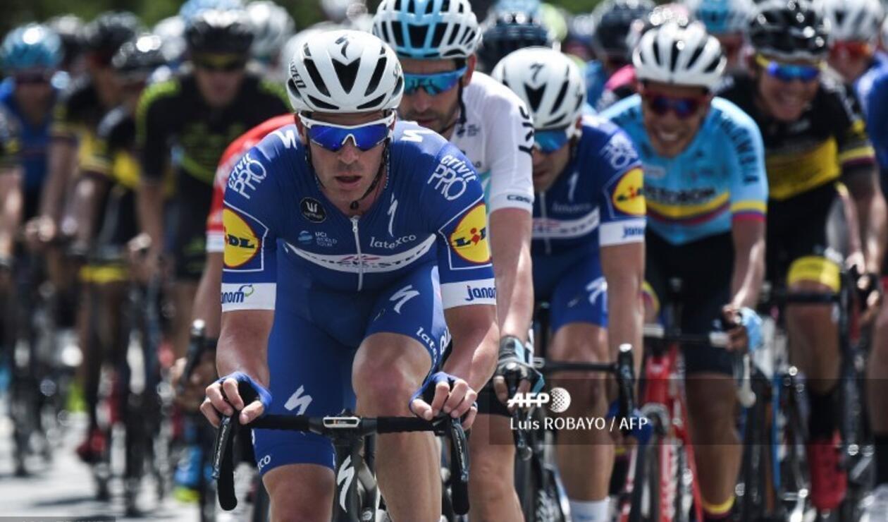 IljoKeisse, ciclista belga