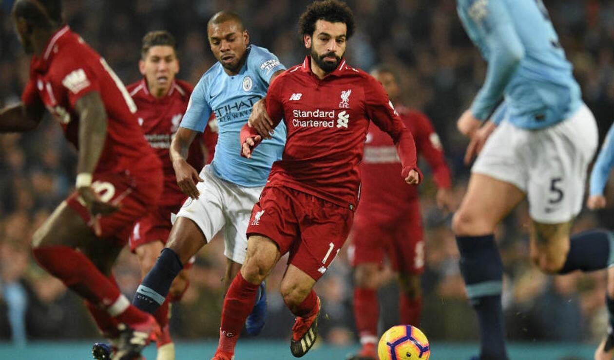 Liverpool perdió con el City