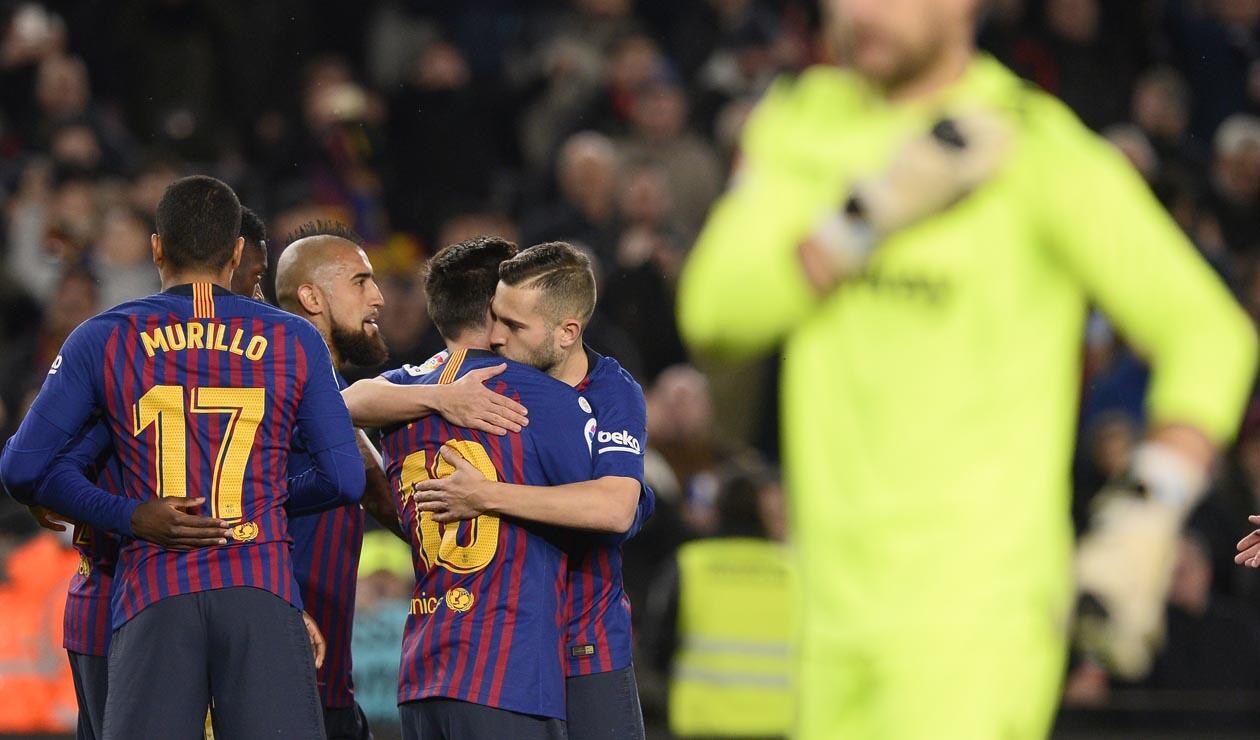 Barcelona - Copa del Rey 2019