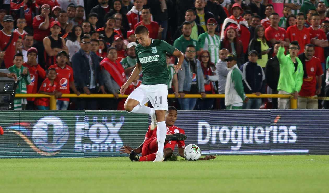 Atlético Nacional América de Cali • Torneo Fox 2019