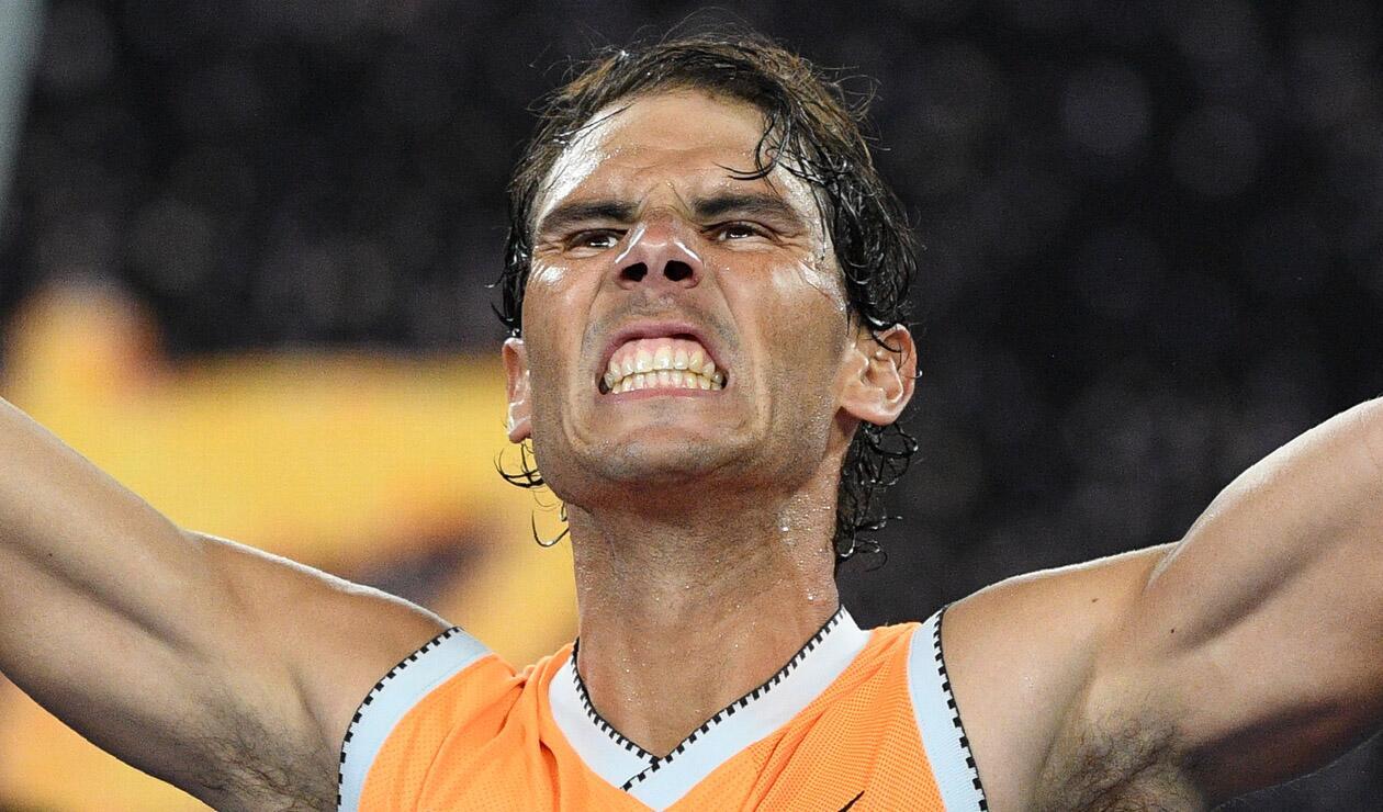 Rafael Nadal - Abierto de Australia