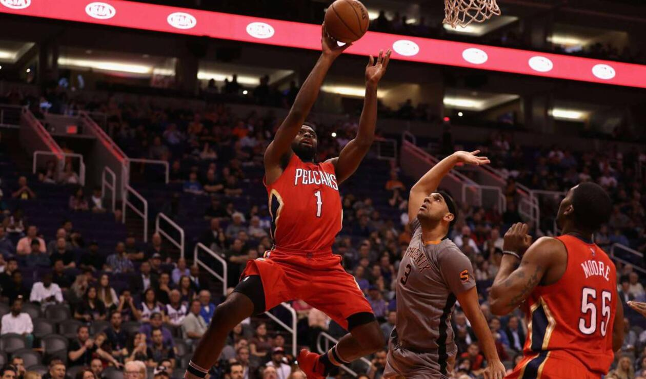 New Orleans Pelicans NBA