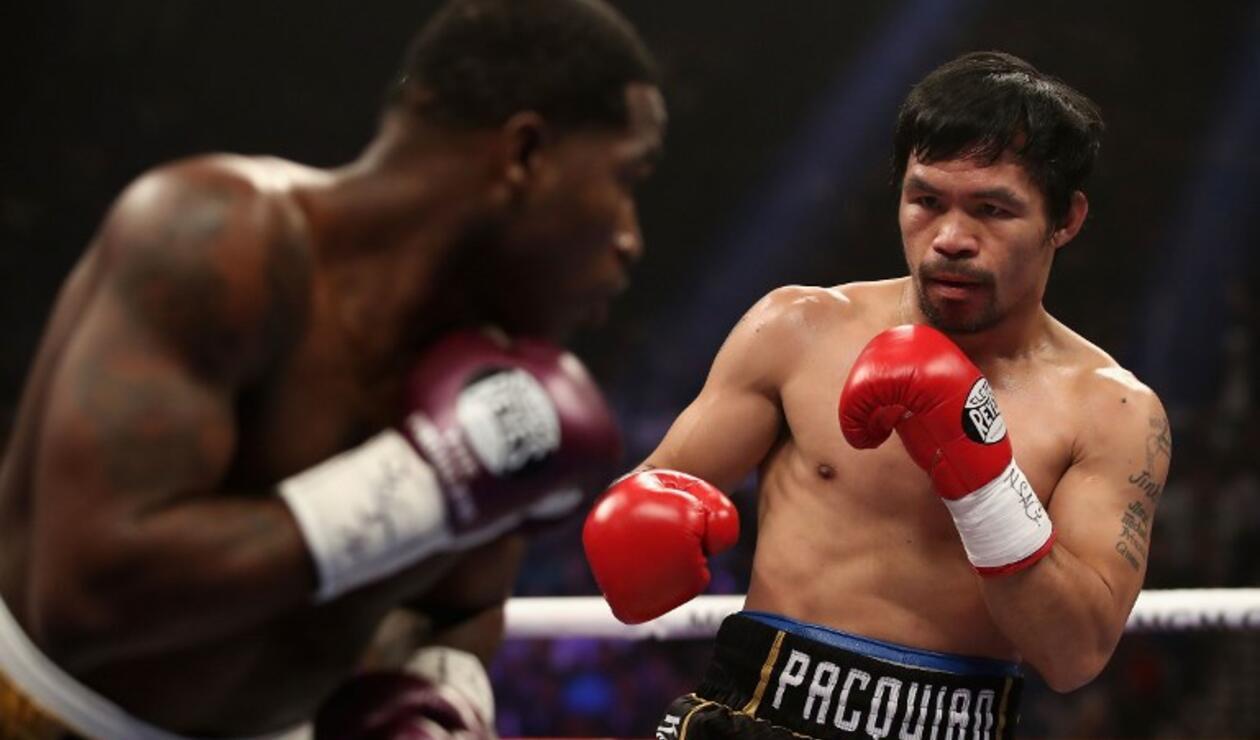 Manny Pacquiao, boxeador
