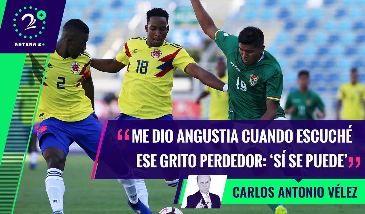 Colombia vs Bolivia