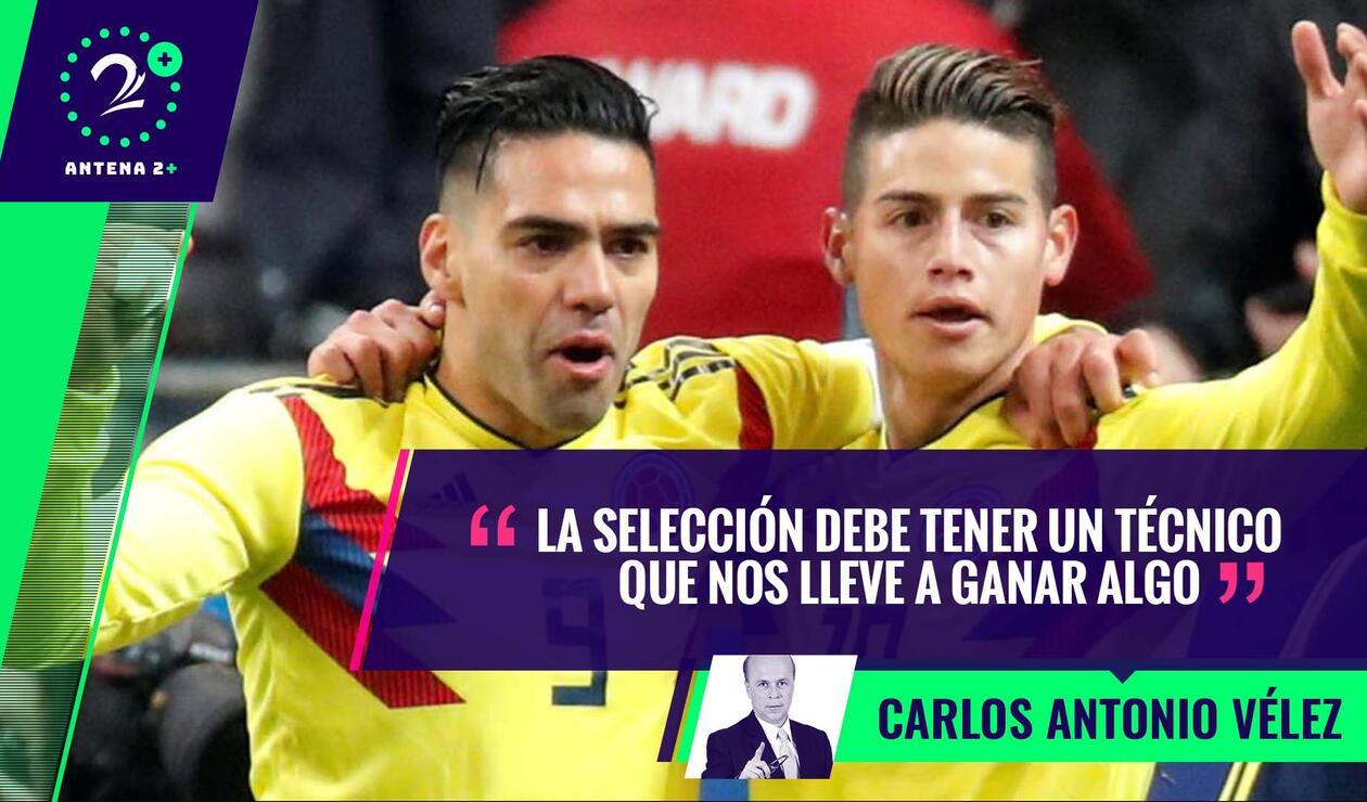 Palabras Mayores - Selección Colombia