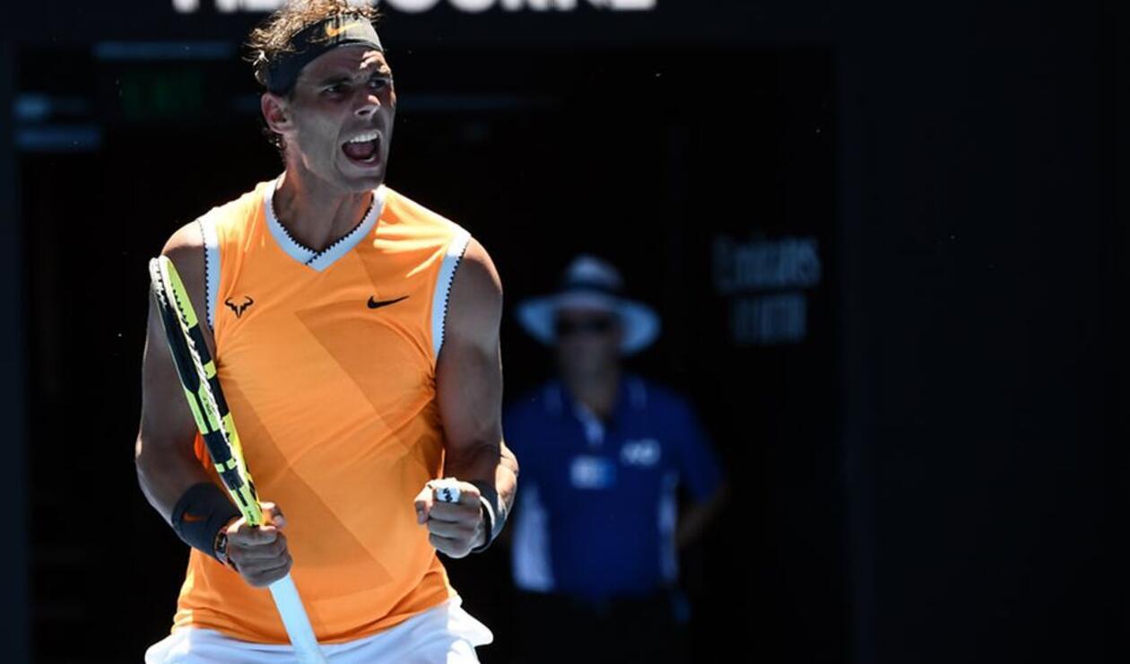 """Nadal:""""He sufrido mucho en este torneo pero el deporte no te debe nada"""""""