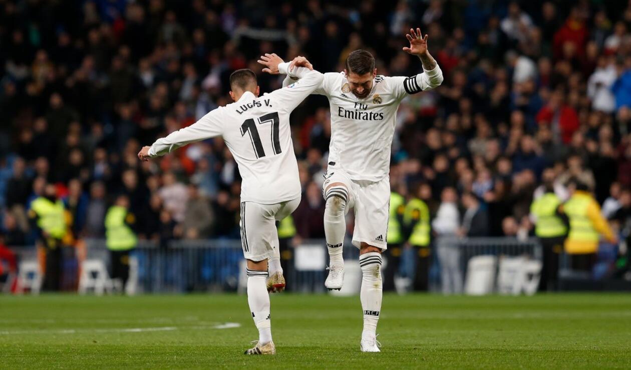 Real Madrid Vs. Girona
