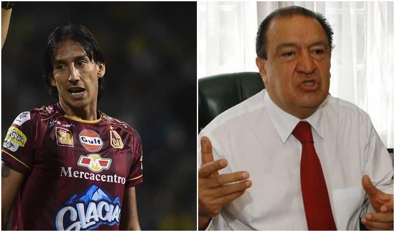Rafael Robayo y Gabriel Camargo