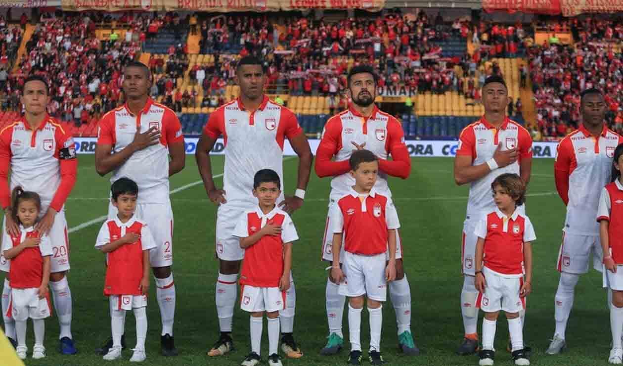 Independiente Santa Fe, temporada 2019