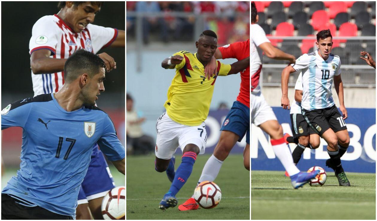 Sub 20 Chile 2019: Sudamericano Sub 20: Colombia Y Los Clasificados Al
