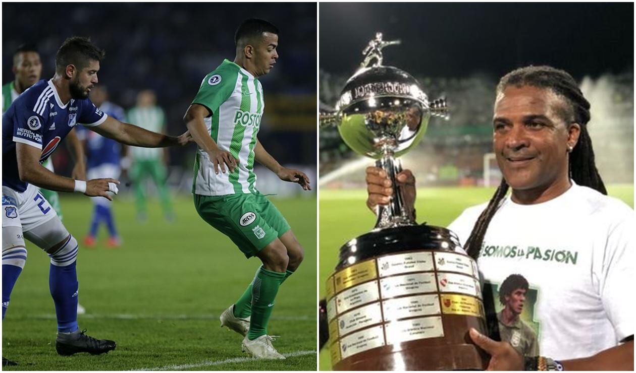 Millonarios vs Nacional - Jhon Jairo Tréllez