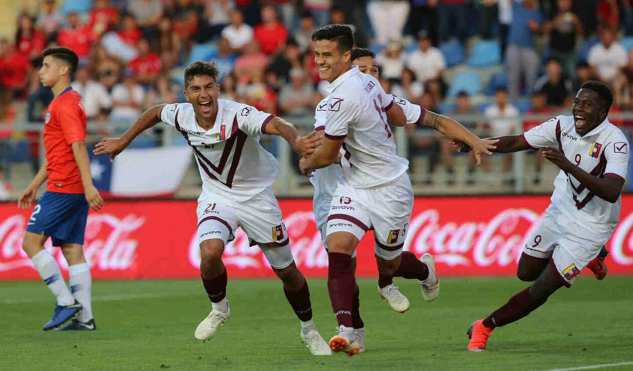Selección sub 20 de Venezuela
