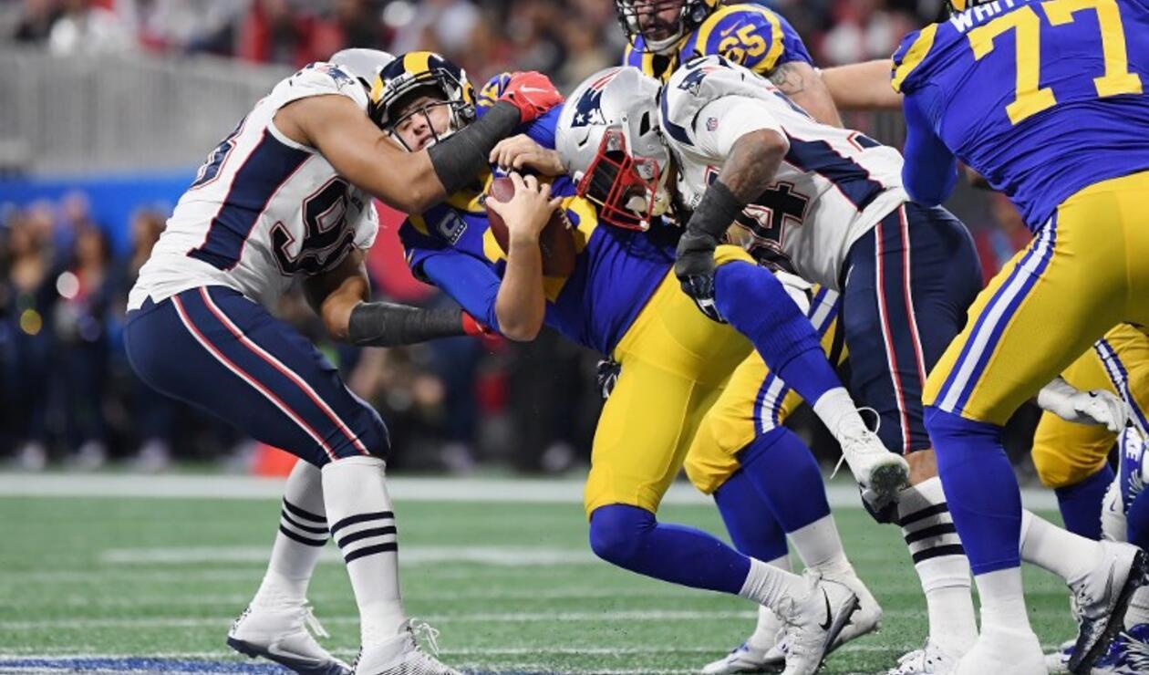 Patriots y Rams, protagonistas en el Super Bowl 2019