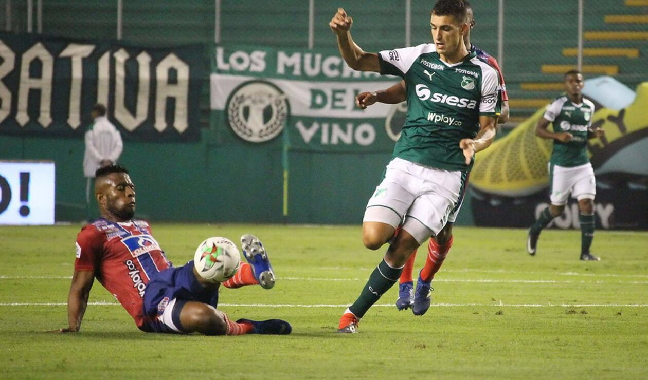 Deportivo Cali vs Unión Magdalena - Liga Águila 2019-I