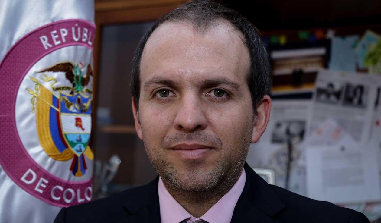 Ernesto Lucena, director de Coldeportes, tiene como objetivo la creación del Ministerio del Deporte