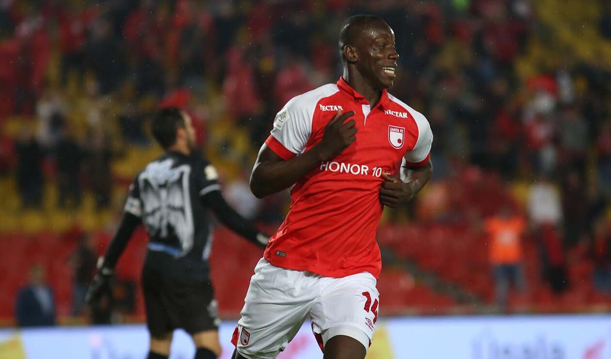 Independiente Santa Fe vs Junior - Fecha 6 Liga Águila 2019-I