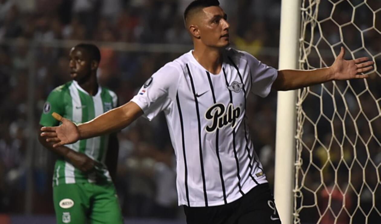 Libertad vs Nacional, Copa Libertadores