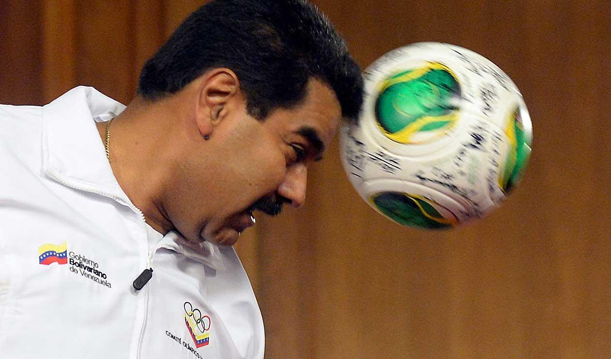 Nicolás Maduro, en la mira de la comunidad internacional por la situación de Venezuela