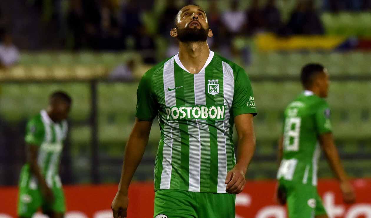 Hernán Barcos - Atlético Nacional 2019