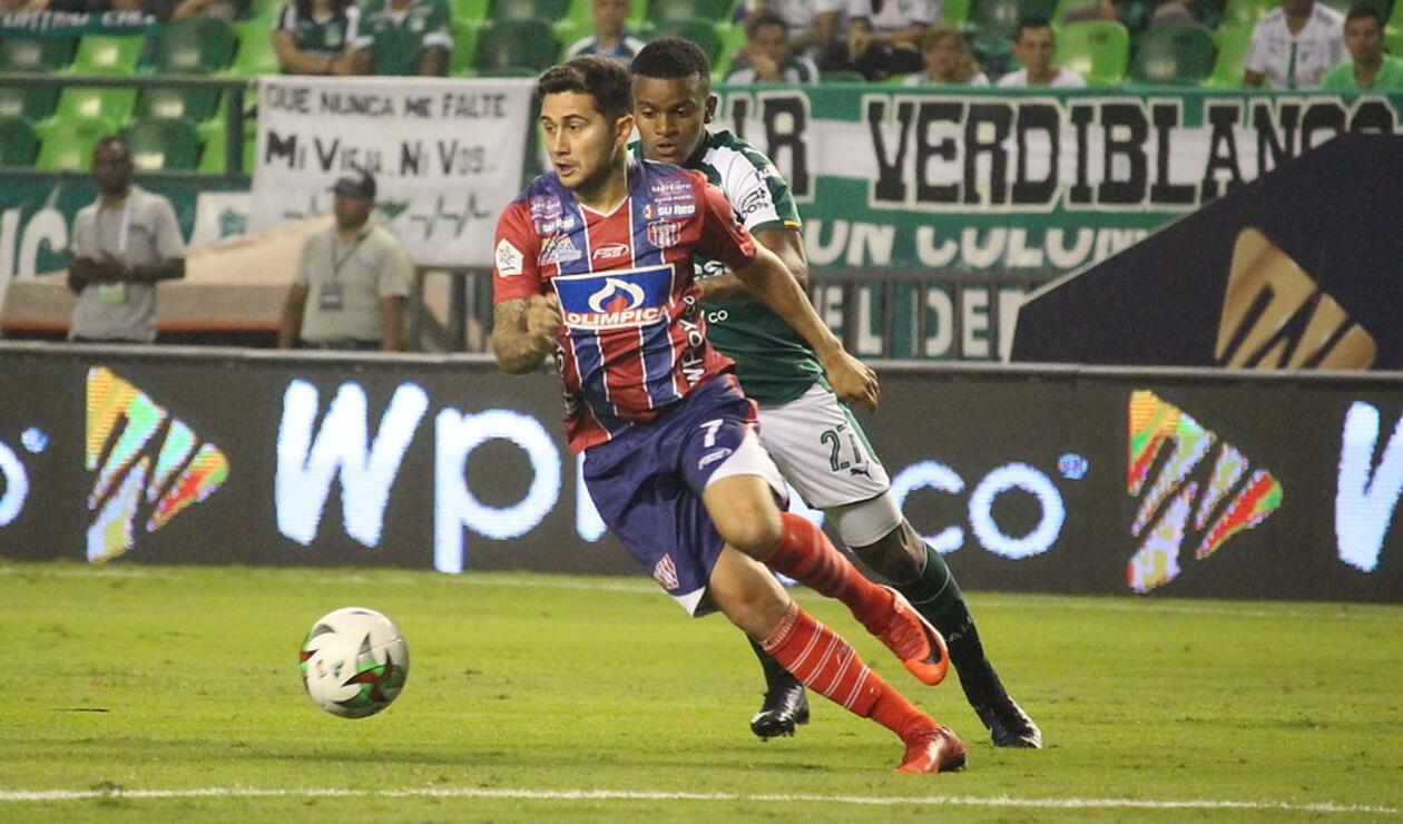 Cali vs Unión Magdalena, Liga Águila