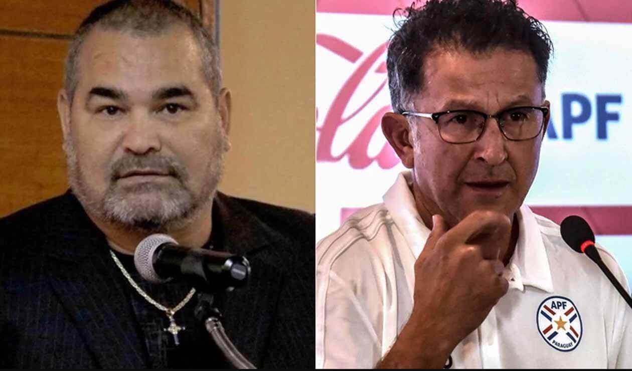 Chilavert criticó a Juan Carlos Osorio