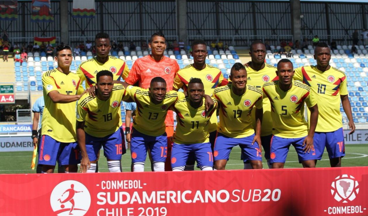Colombia Sub 20: Selección Colombia Ya Tiene Rivales Para El Mundial Sub-20