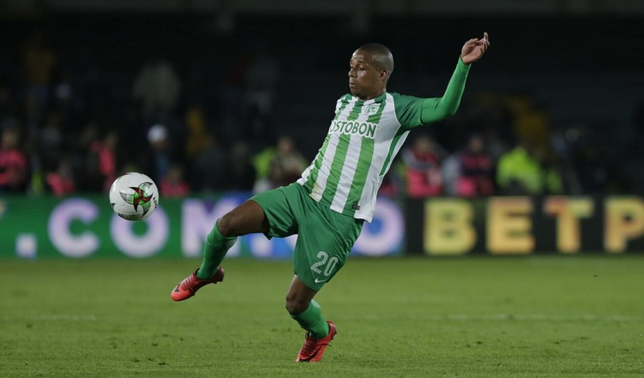 Jeison Lucumí - Atlético Nacional