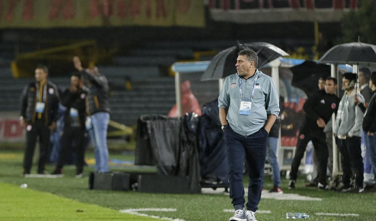 Luis Fernando Suárez - Junior 2019