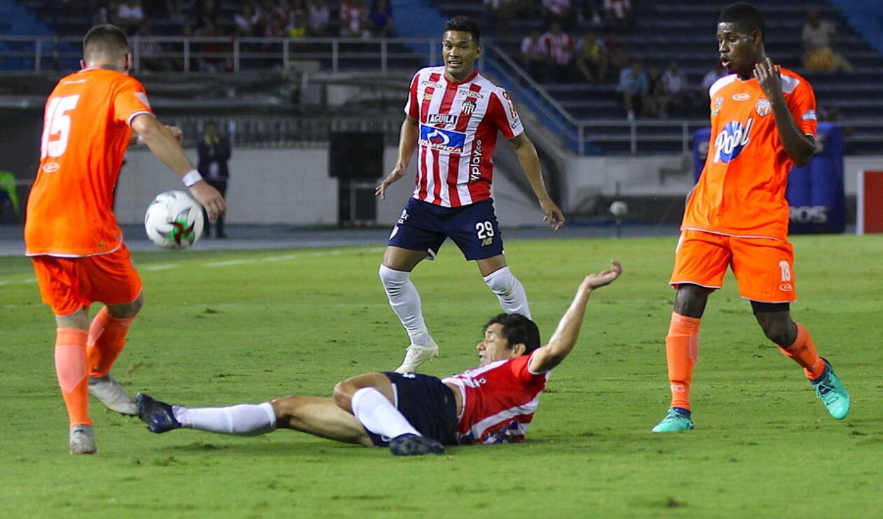 Junior vs Envigado - Fecha 7 Liga Águila 2019-I