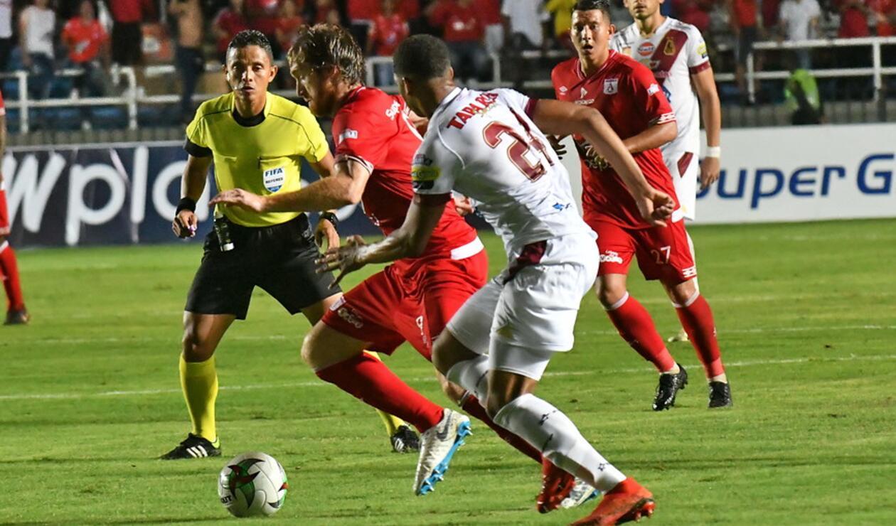 América vs Deportes Tolima - Liga Águila 2019-I Fecha 2