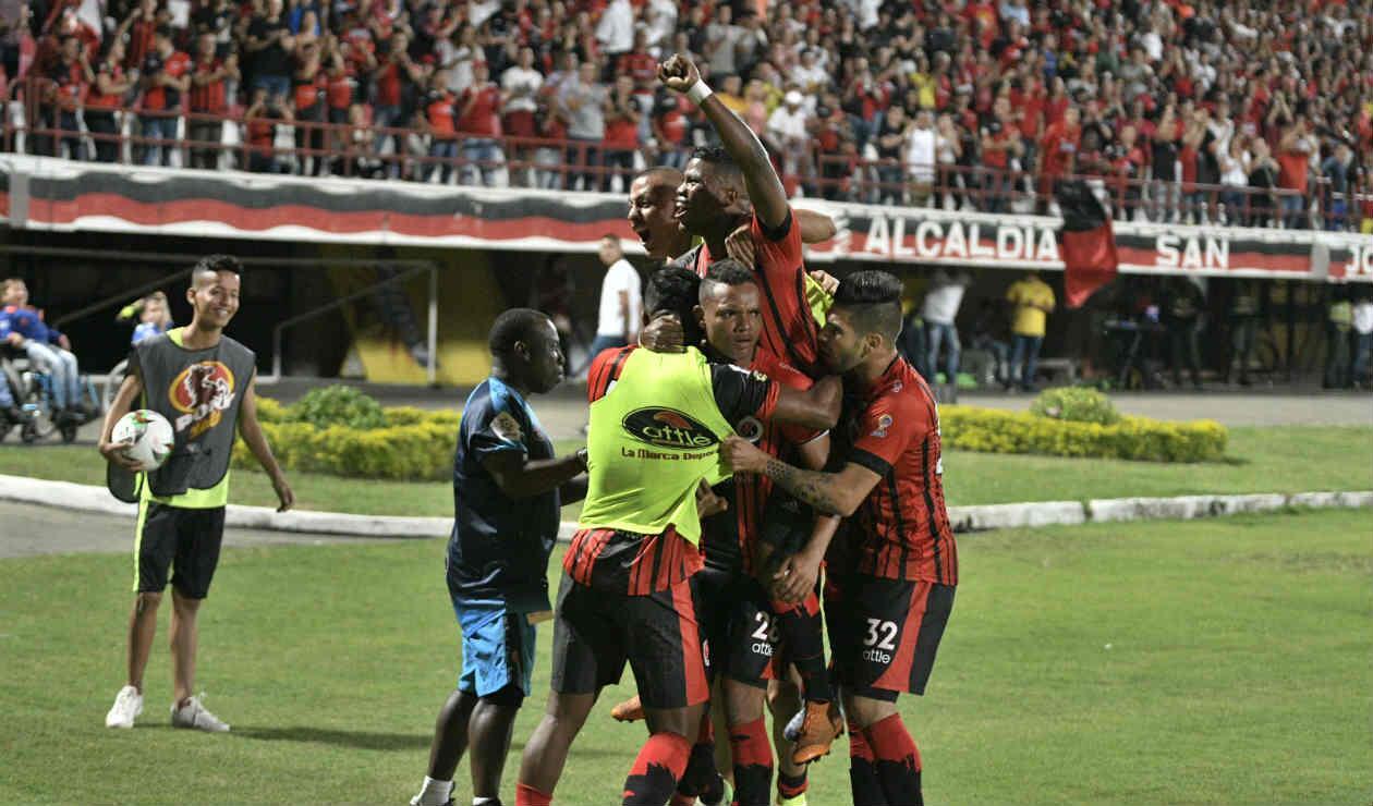 Cúcuta ganó