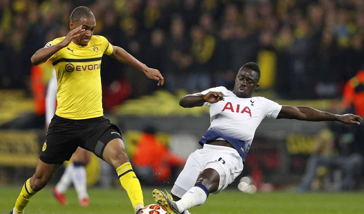 Tottenham vs Borussia Dortmund - Champions League