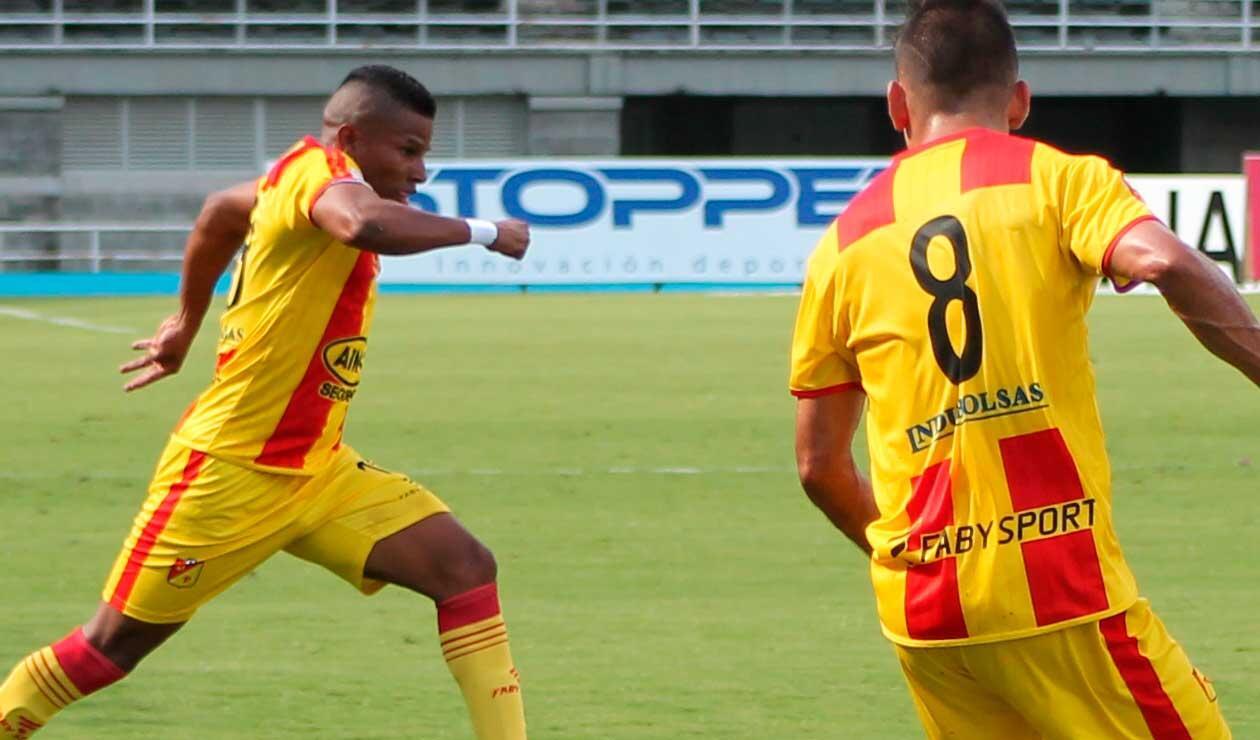 Deportivo Pereira debutó en la Copa Colombia