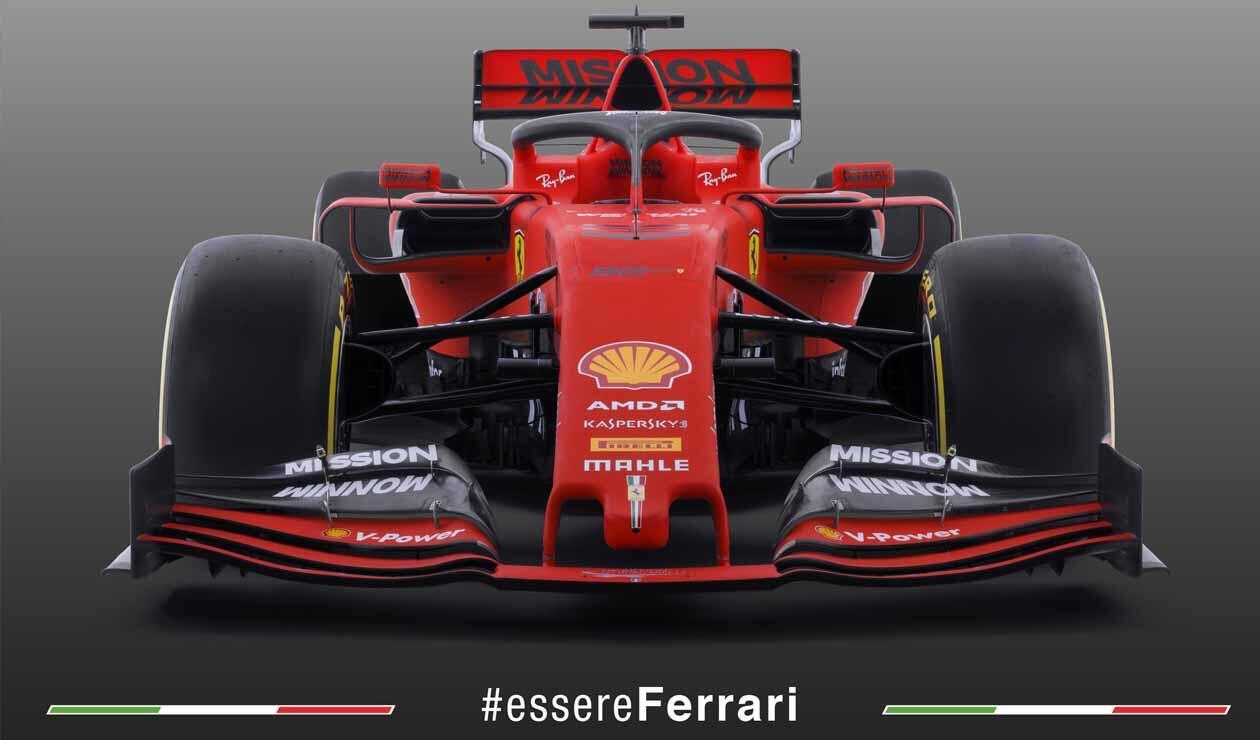 Ferrari nuevo monoplaza SF90