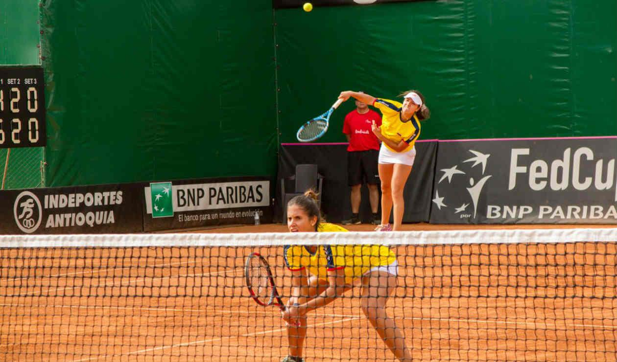 Colombia Fed Cup