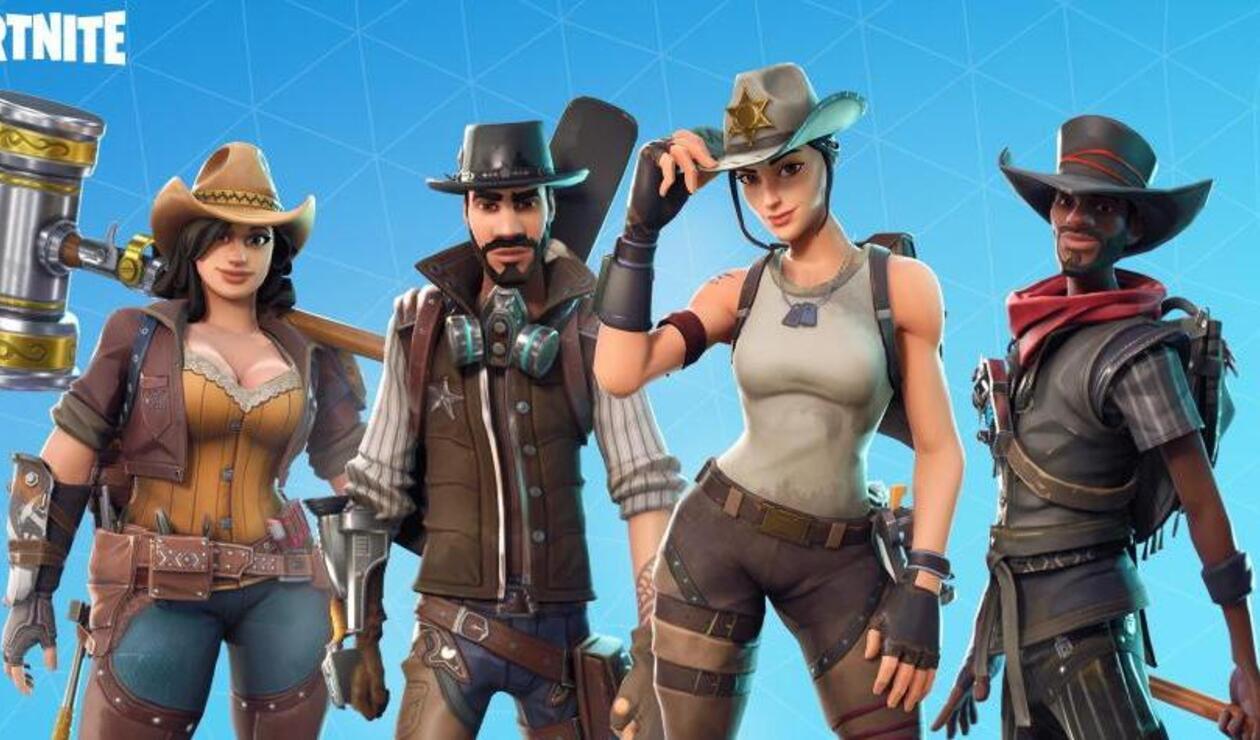 Video juego Fortnite