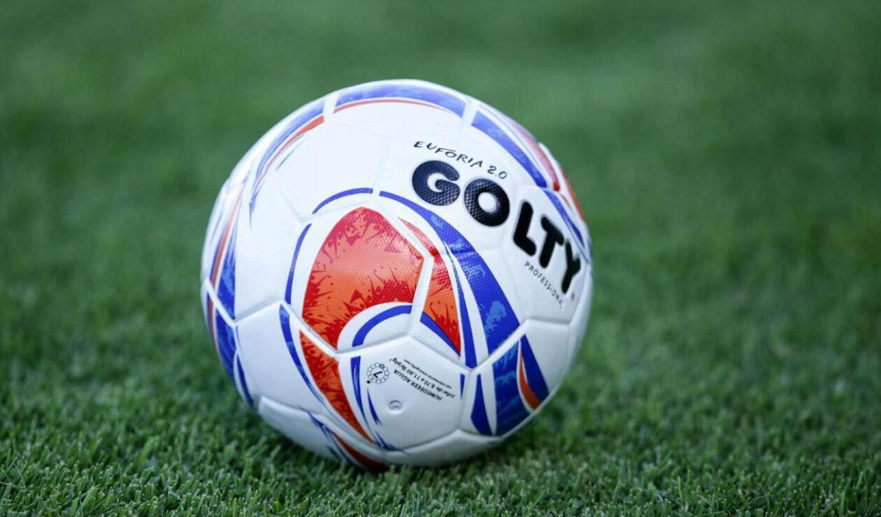 Balón Golty, balón del FPC