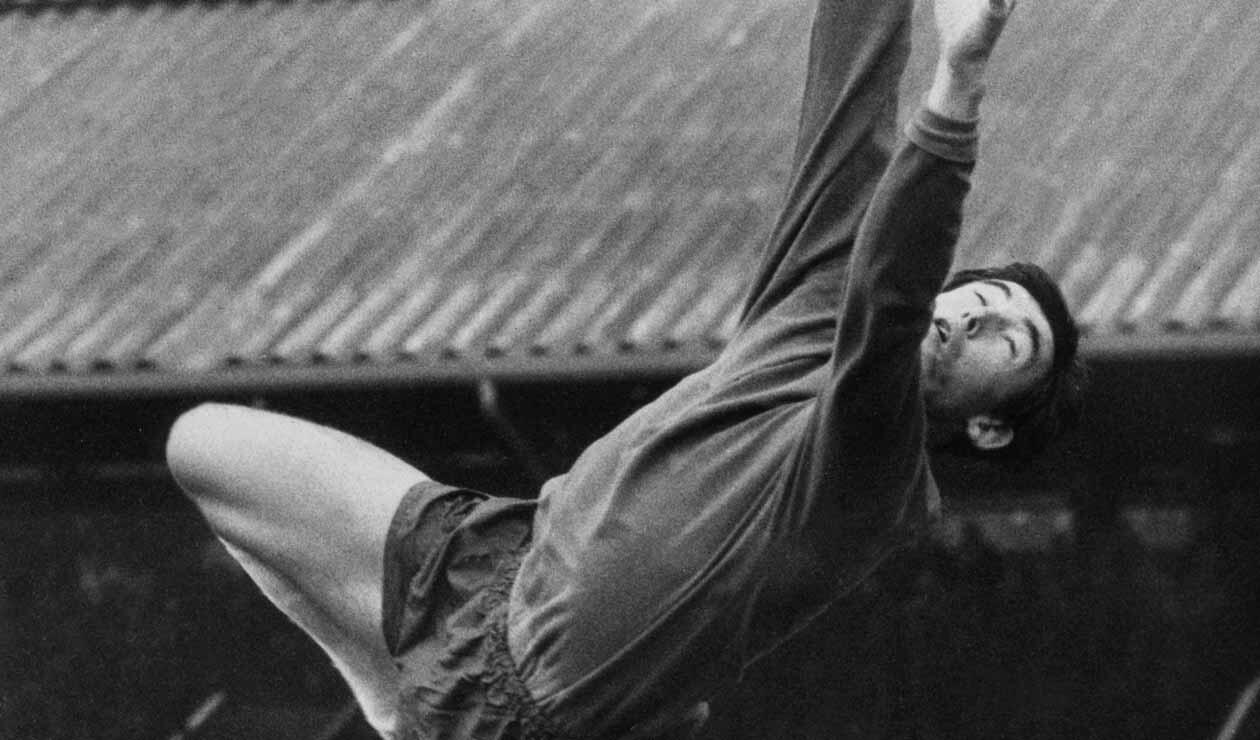 Gordon Banks, exarquero de la Selección de Inglaterra