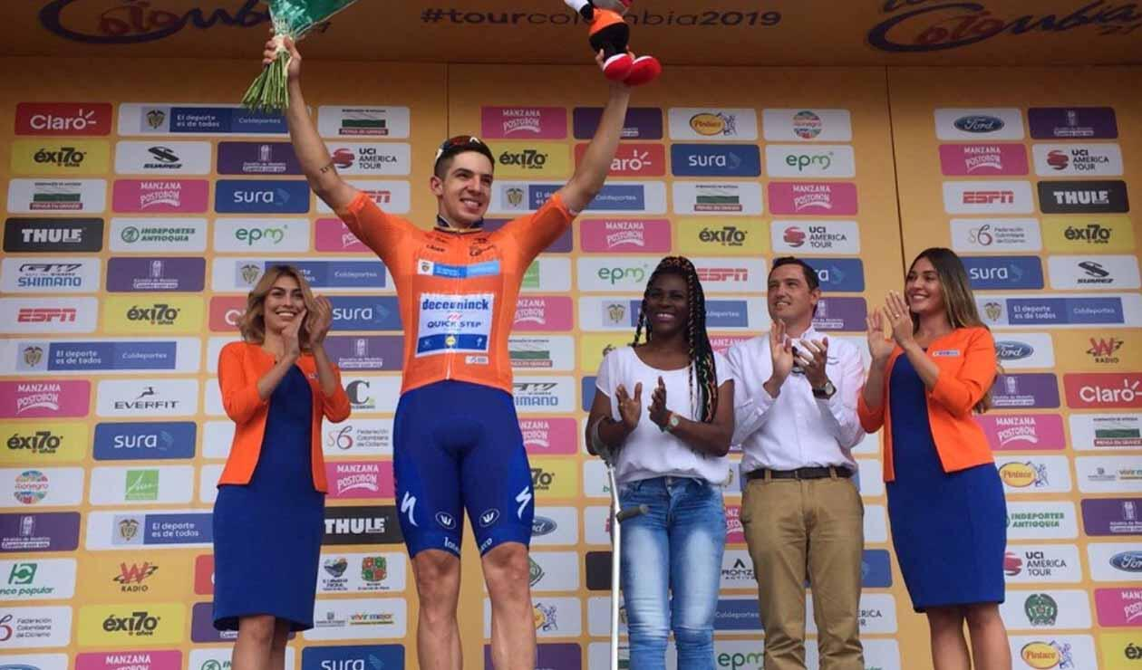 Álvaro Hodeg (Deceuninck-Quick Step) - Tour Colombia 2.1