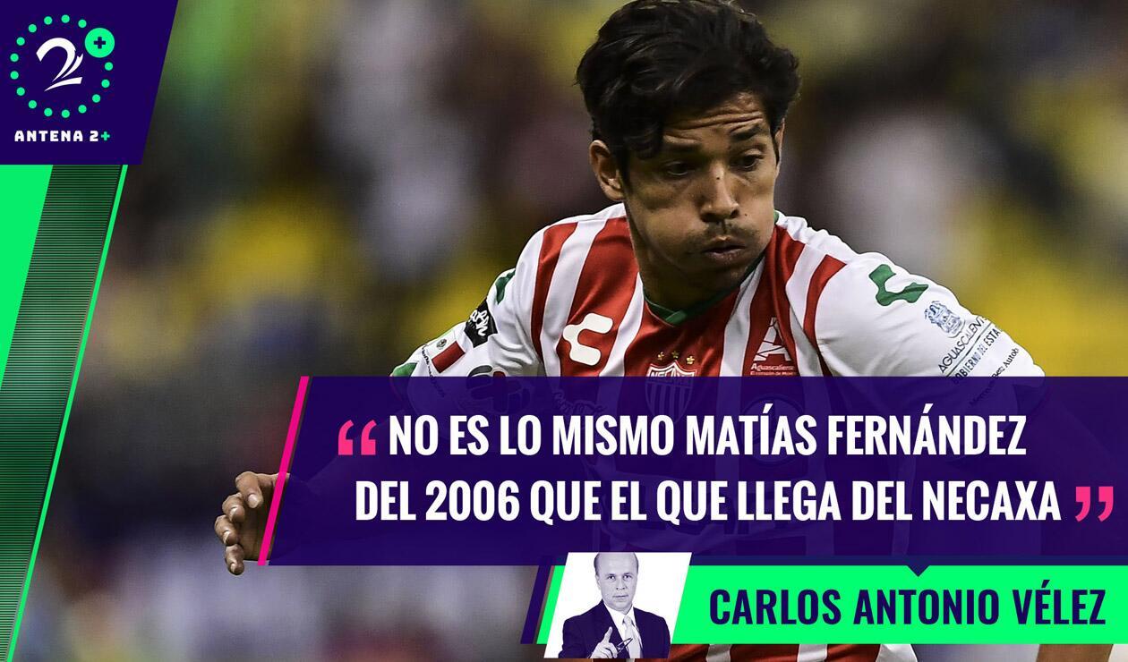 Matías Fernández, nuevo jugador de Junior