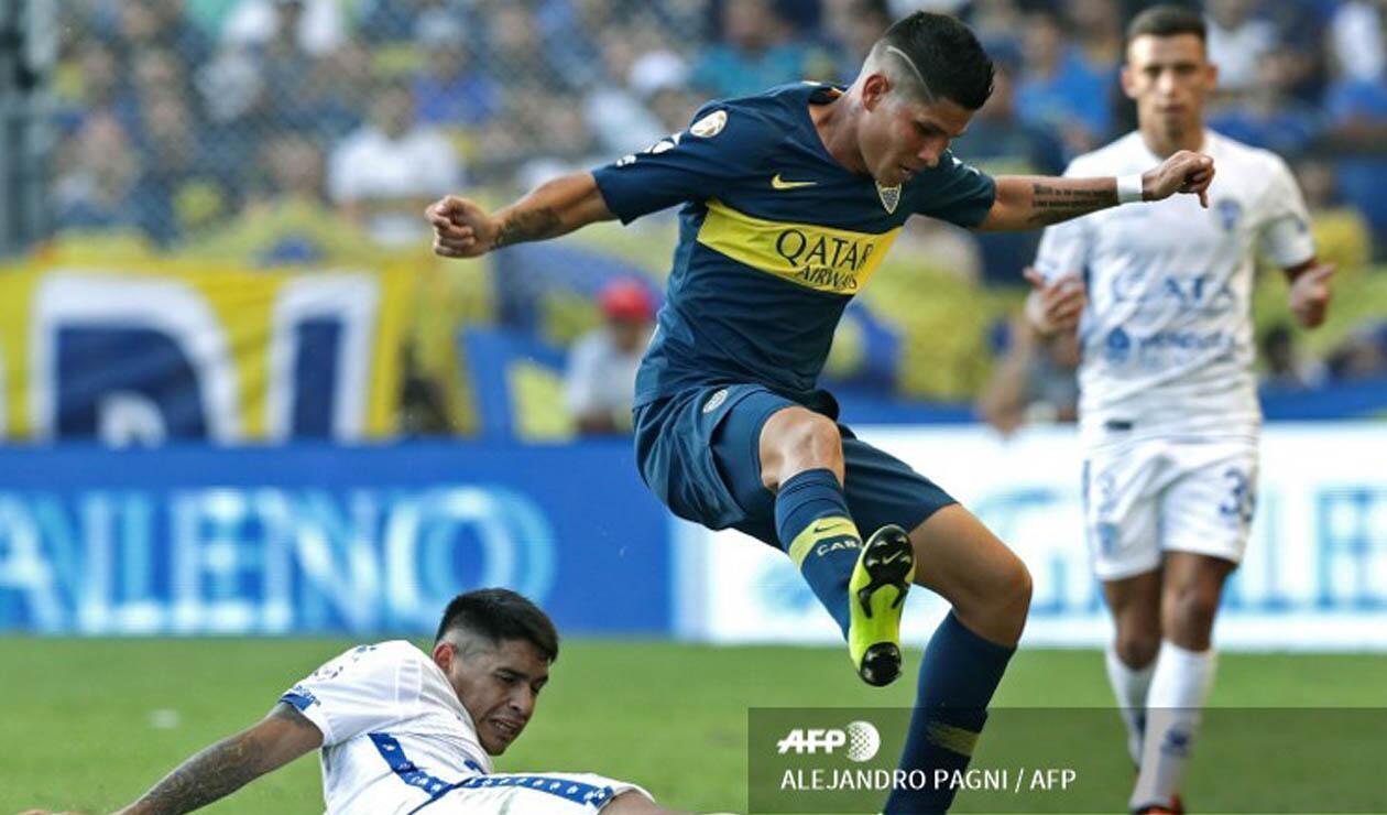 Jorman Campuzano - Boca Juniors