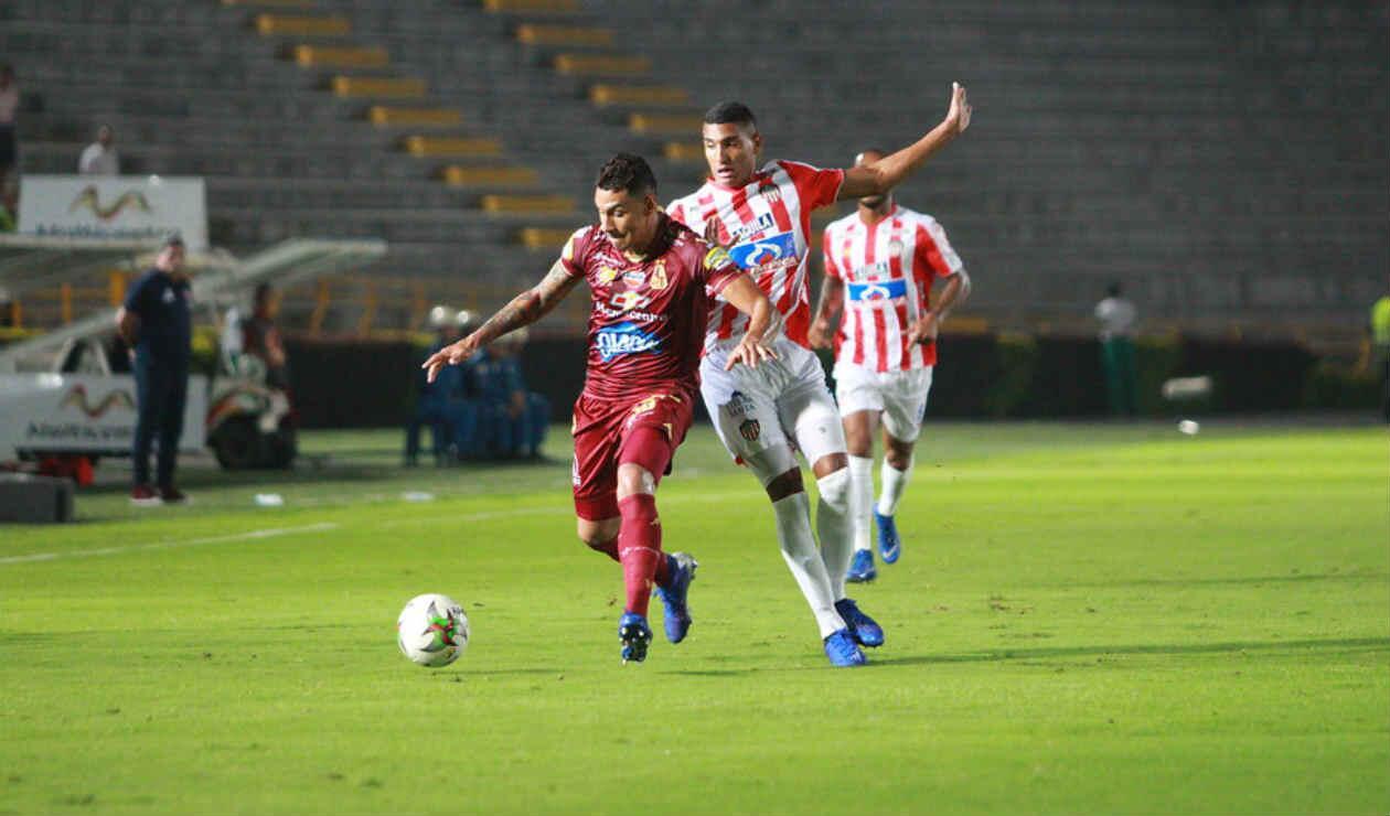 Junior y Deportes Tolima