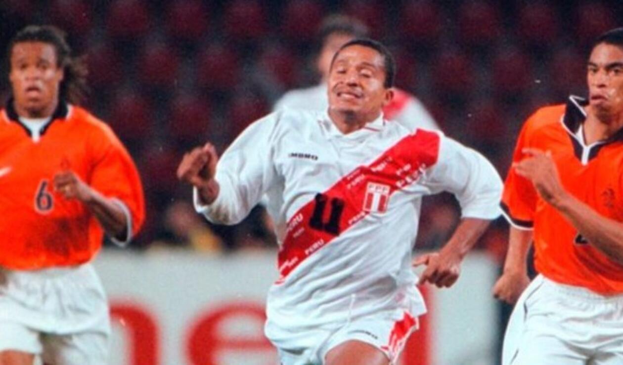 Carlos 'Kukín' Flores, exjugador peruano