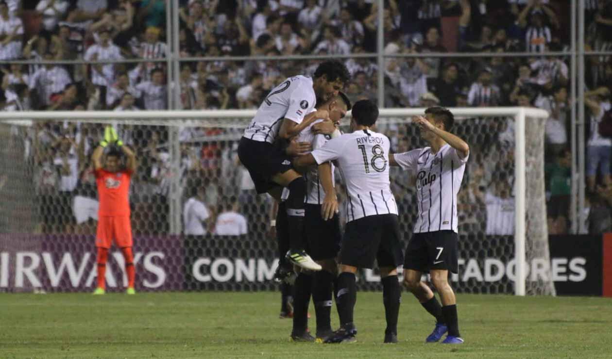 Libertad de Paraguay - Copa Libertadores