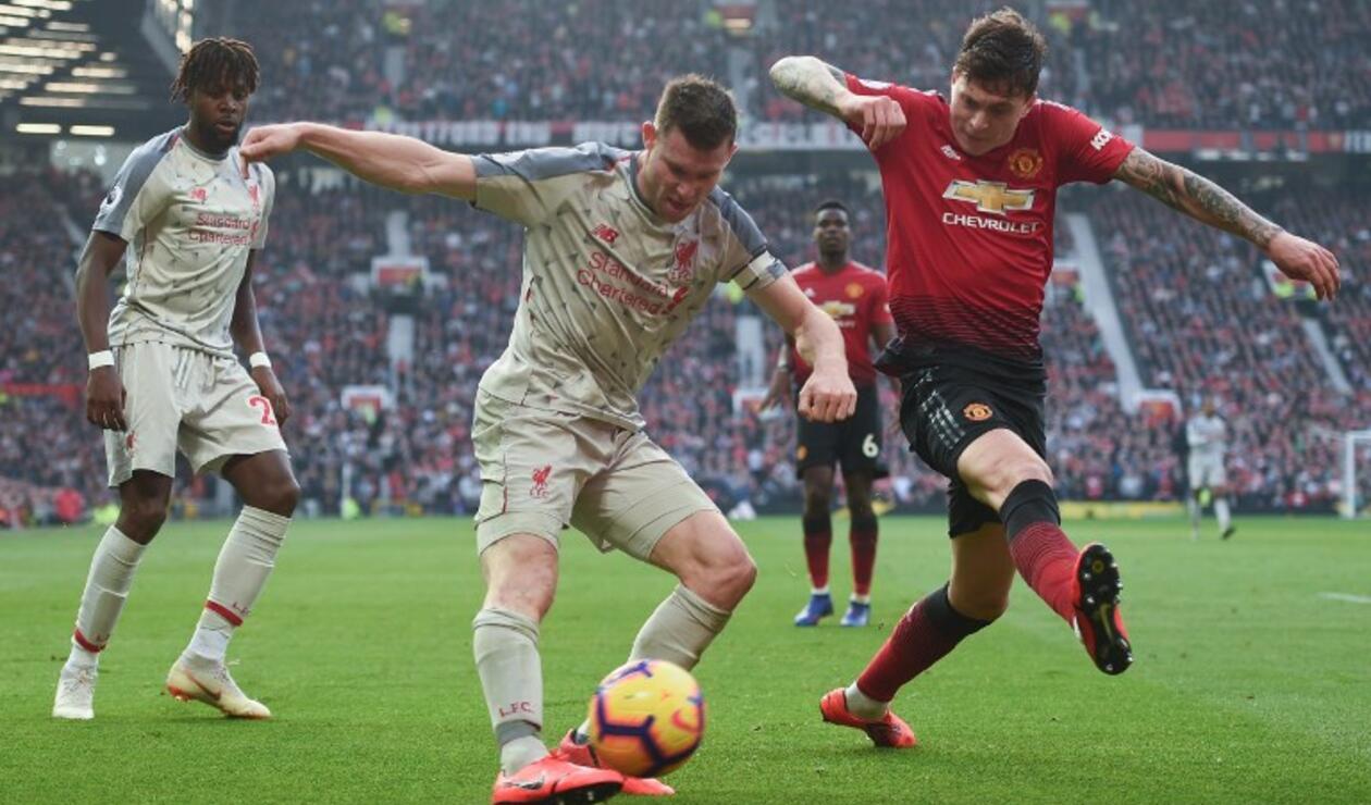 Manchester United vs Liverpool - Premier League