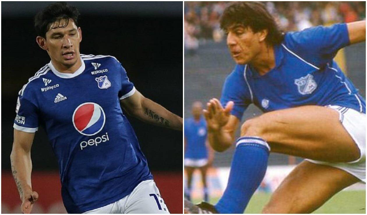 Roberto Ovelar y Juan Gilberto Funes