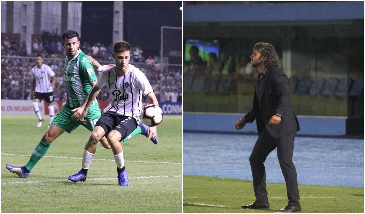 Atlético Nacional vs Libertad - Leonel Álavarez