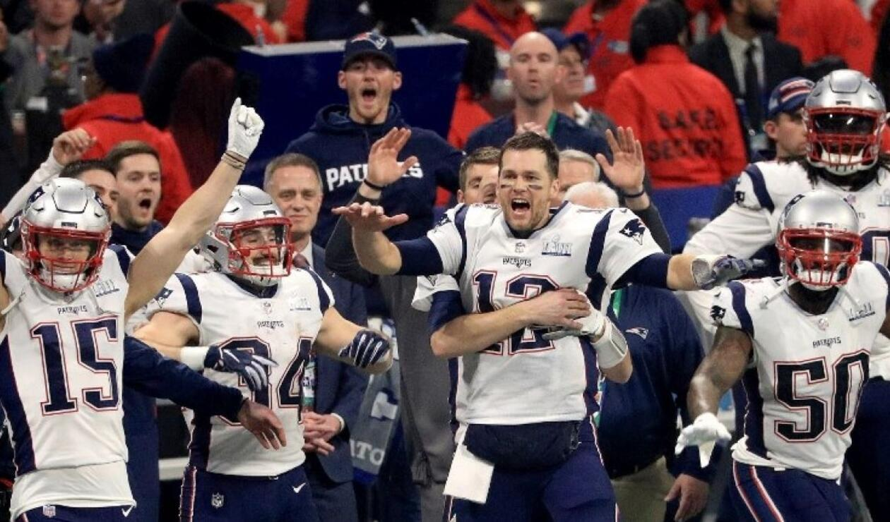 Patriots, campeón de la NFL
