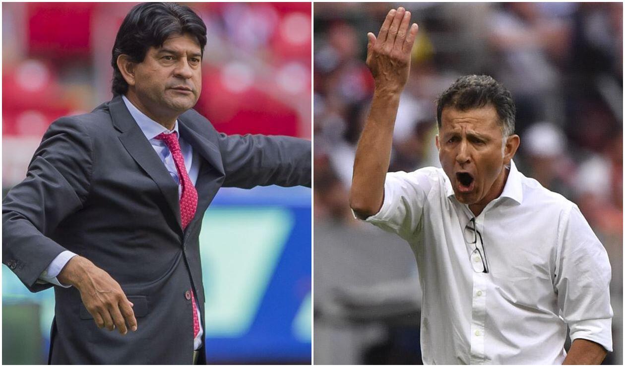 José Saturnino Cardozo y Juan Carlos Osorio