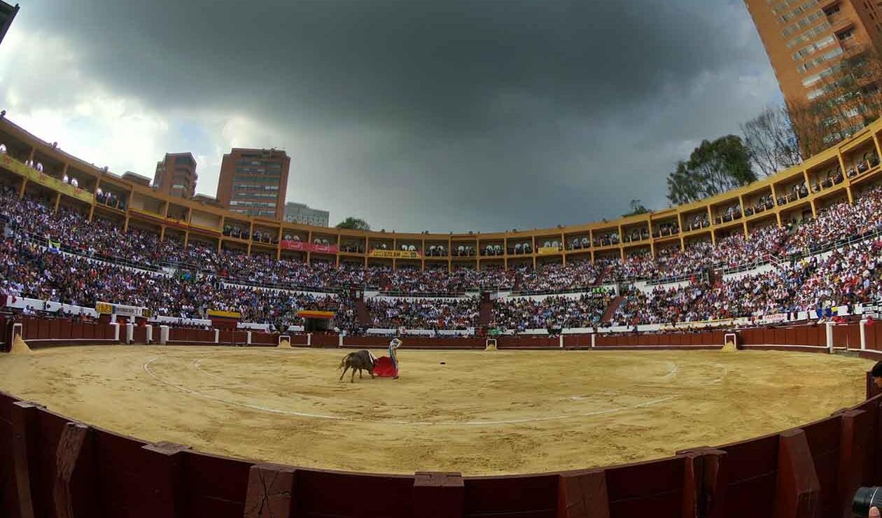 Primera corrida del 2019 en Bogotá